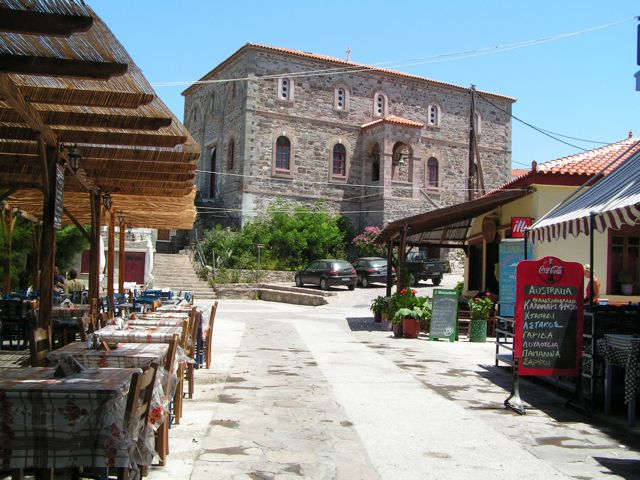 Church of Agia Triada, Sigri
