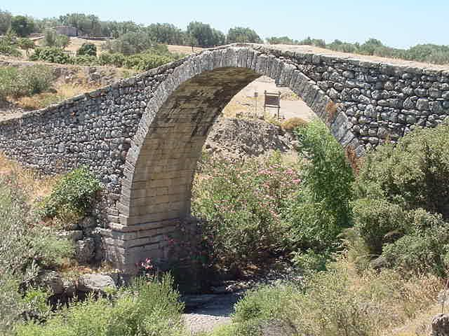 Kremasti Bridge, Lesvos