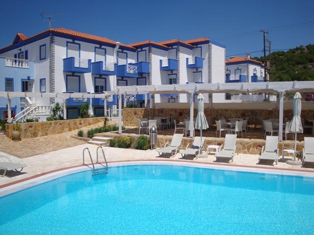 Aphrodite Beach Hotel Lesvos Greece