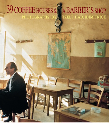 39 Coffee Houses Book
