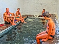 Hot Springs, Eftalou, Lesvos