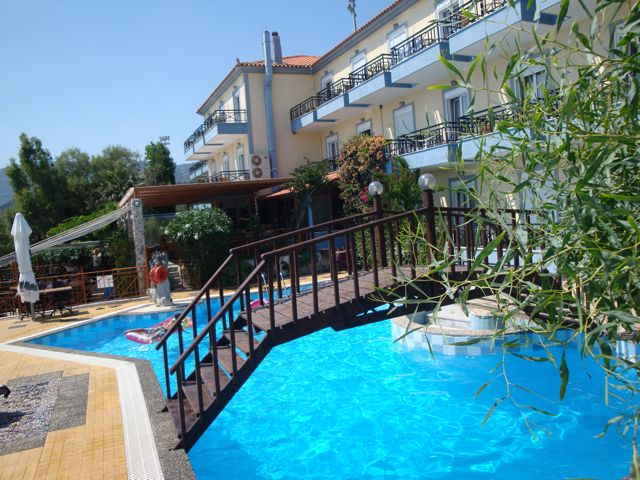 Hotel Pebble Beach Plomari Lesvos