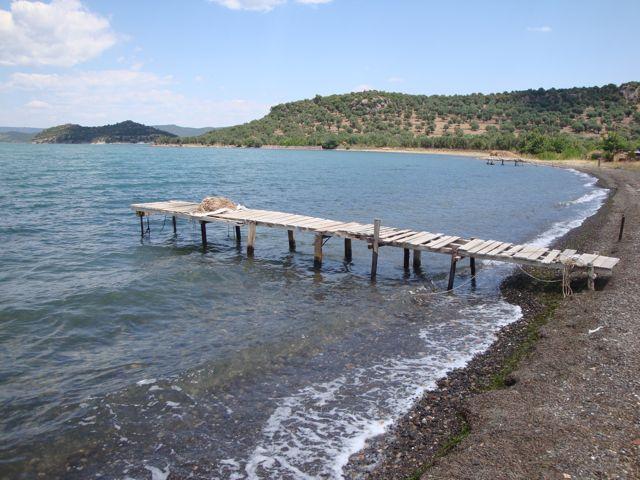 Achladeri-ancient phyra, Kaloni, Lesvos