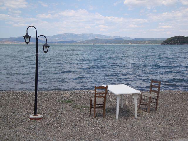 Bay of Kaloni, Lesvos