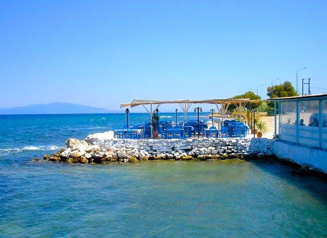 Limanaki Fish taverna, Lesvos