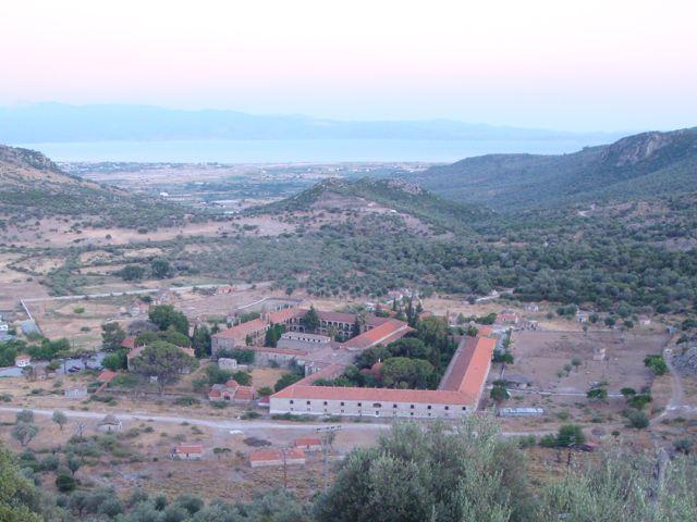 Limonos Monastery, Kaloni, Lesvos