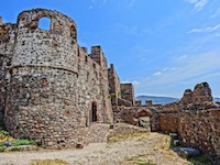Castle in Lesvos