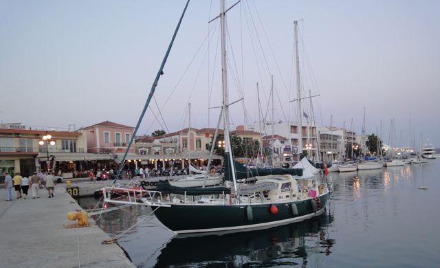 Mytilini, Lesvos