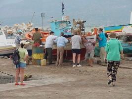 Sardine boat, Kaloni, Lesvos