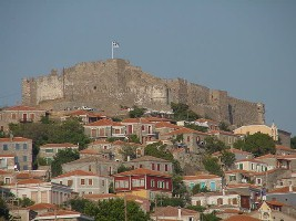 Molyvos Castle in Lesvos
