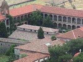 Limonas Monastery, Kaloni, Lesvos, Greece