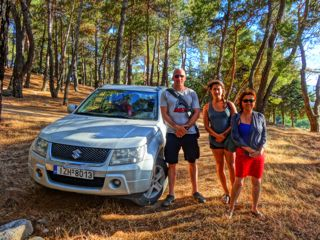 Rental cars in Lesvos