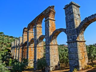 Roman Aquaduct of Moria